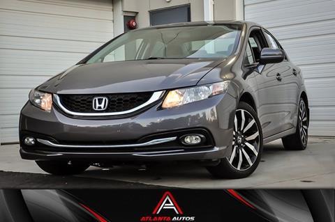 2014 Honda Civic for sale in Marietta, GA