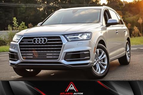 2017 Audi Q7 for sale in Marietta, GA
