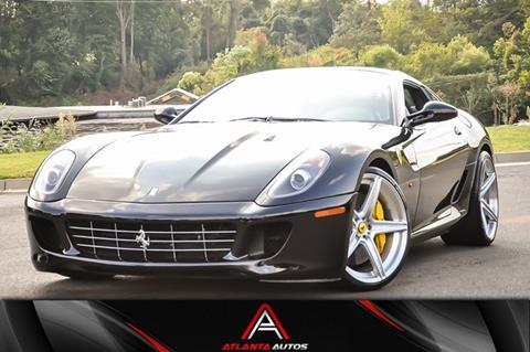 2007 Ferrari 599 for sale in Marietta, GA