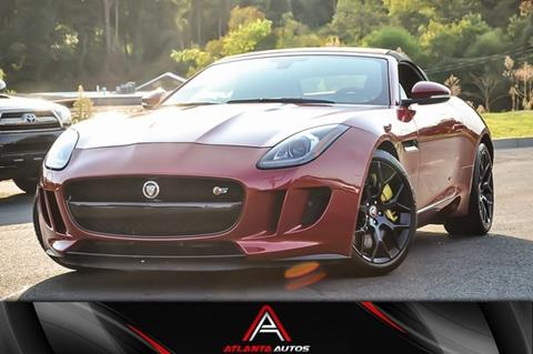 2015 Jaguar F-TYPE for sale in Marietta, GA