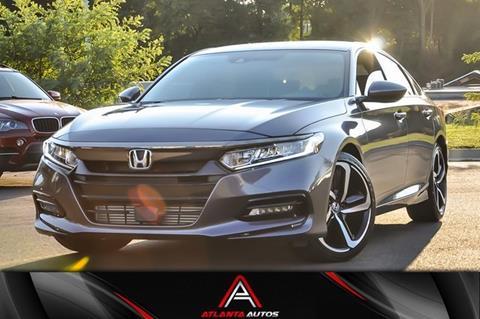2019 Honda Accord for sale in Marietta, GA
