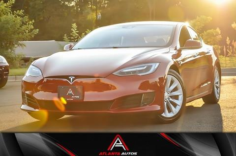 2016 Tesla Model S for sale in Marietta, GA