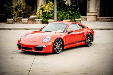 2013 Porsche 911 for sale in Marietta, GA