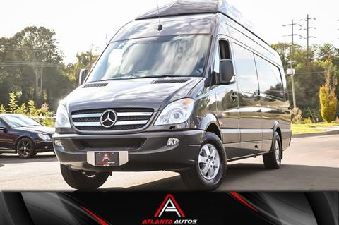 2012 Mercedes-Benz Sprinter Cargo for sale in Marietta, GA