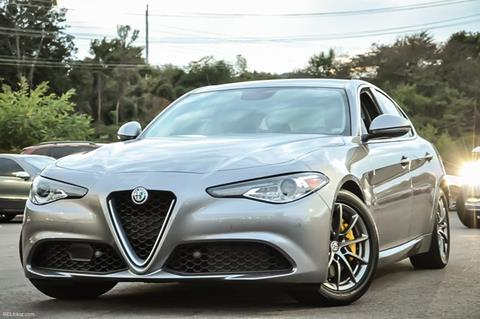 2017 Alfa Romeo Giulia for sale in Marietta, GA