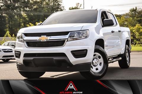 2017 Chevrolet Colorado for sale in Marietta, GA