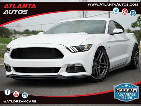 2015 Ford Mustang for sale in Marietta, GA