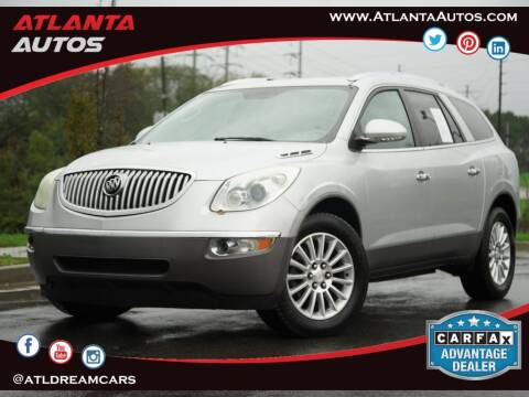 Used Buick Enclave For Sale >> 2011 Buick Enclave For Sale In Marietta Ga