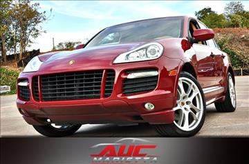 2008 Porsche Cayenne for sale in Marietta, GA