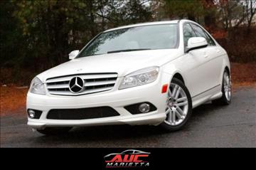 2009 Mercedes-Benz C-Class for sale in Marietta, GA