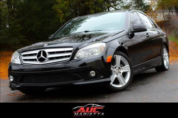 2010 Mercedes-Benz C-Class for sale in Marietta, GA