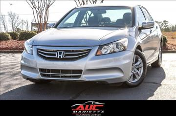 2012 Honda Accord for sale in Marietta, GA