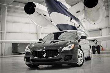 2014 Maserati Quattroporte for sale in Marietta, GA