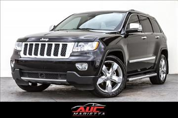 2011 Jeep Grand Cherokee for sale in Marietta, GA