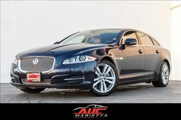 2013 Jaguar XJL for sale in Marietta, GA