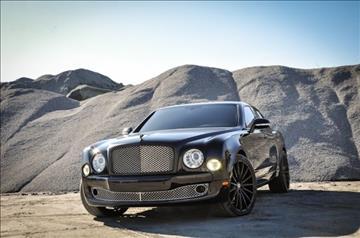2011 Bentley Mulsanne for sale in Marietta, GA