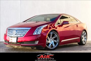 2014 Cadillac ELR for sale in Marietta, GA