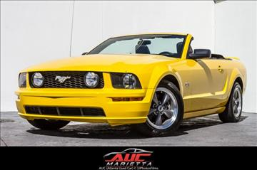 2006 Ford Mustang for sale in Marietta, GA