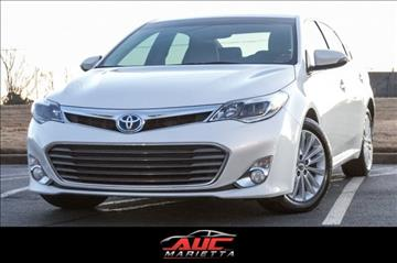 2014 Toyota Avalon Hybrid for sale in Marietta, GA