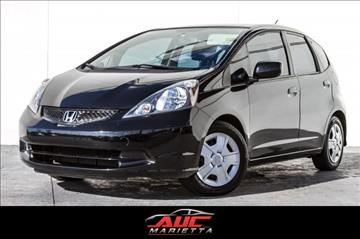 2013 Honda Fit for sale in Marietta, GA