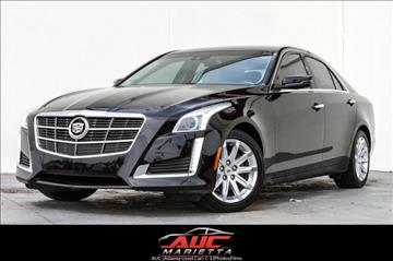 2014 Cadillac CTS for sale in Marietta, GA