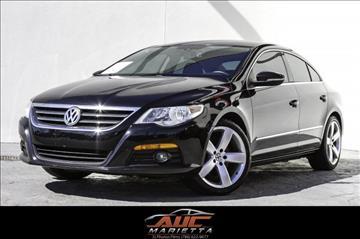 2012 Volkswagen CC for sale in Marietta, GA
