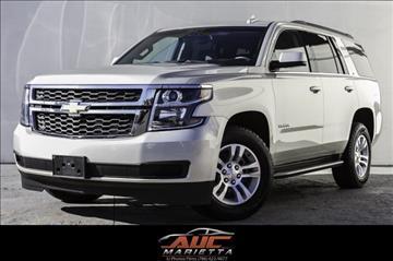 2015 Chevrolet Tahoe for sale in Marietta, GA