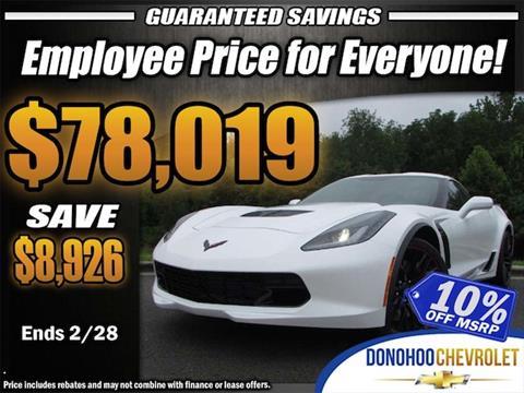 2018 Chevrolet Corvette for sale in Fort Payne, AL