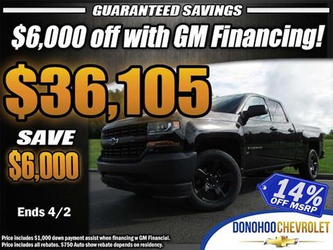 2018 Chevrolet Silverado 1500 for sale in Fort Payne, AL
