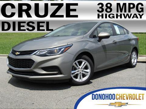 2017 Chevrolet Cruze for sale in Fort Payne, AL
