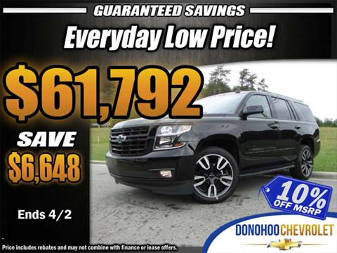 2018 Chevrolet Tahoe for sale in Fort Payne, AL