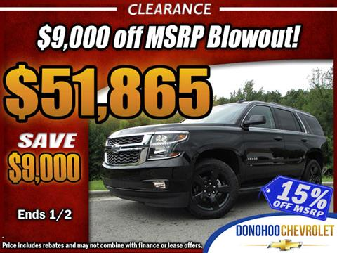 2017 Chevrolet Tahoe for sale in Fort Payne, AL