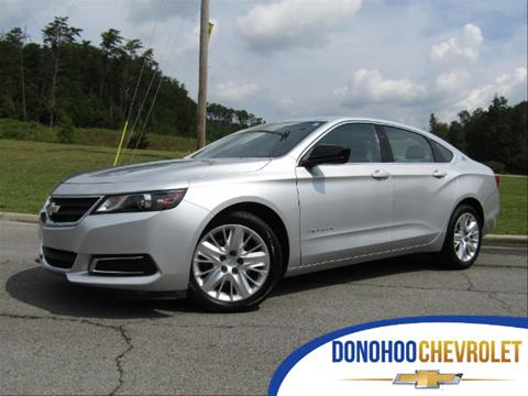 2015 Chevrolet Impala for sale in Fort Payne, AL