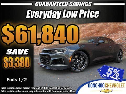 2018 Chevrolet Camaro for sale in Fort Payne, AL