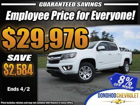 2018 Chevrolet Colorado for sale in Fort Payne, AL