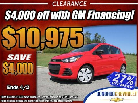 2017 Chevrolet Spark for sale in Fort Payne, AL
