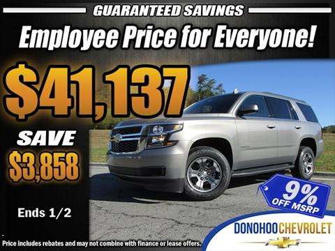 2018 Chevrolet Tahoe for sale in Fort Payne, AL