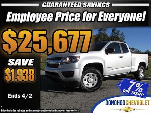 2018 Chevrolet Colorado for sale in Fort Payne, AL