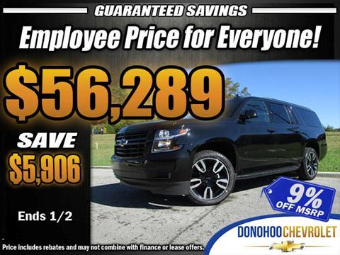 2018 Chevrolet Suburban for sale in Fort Payne, AL