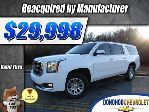 2015 GMC Yukon XL for sale in Fort Payne, AL