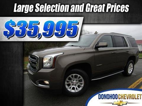 2015 GMC Yukon for sale in Fort Payne, AL