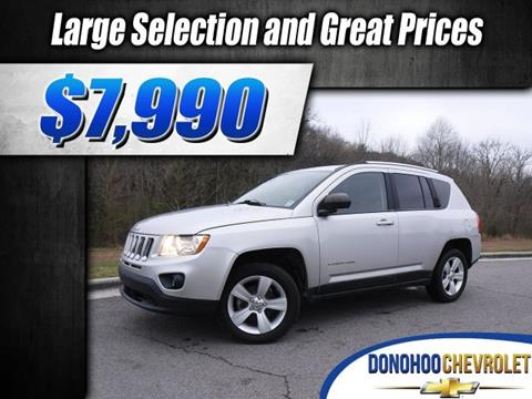 2011 Jeep Compass for sale in Fort Payne, AL