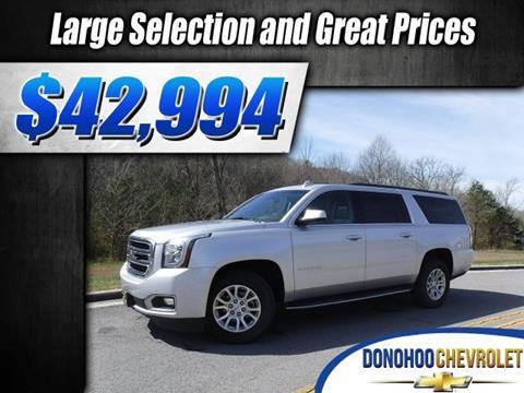 2018 GMC Yukon XL for sale in Fort Payne, AL