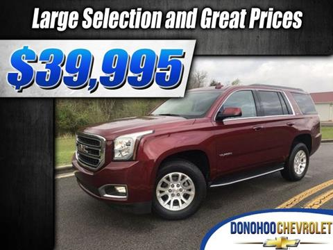 2017 GMC Yukon for sale in Fort Payne, AL