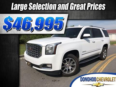 2018 GMC Yukon for sale in Fort Payne, AL