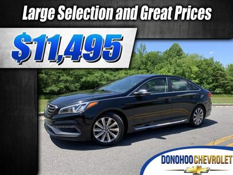 2015 Hyundai Sonata for sale in Fort Payne, AL