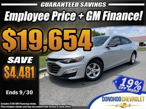 2019 Chevrolet Malibu for sale in Fort Payne, AL