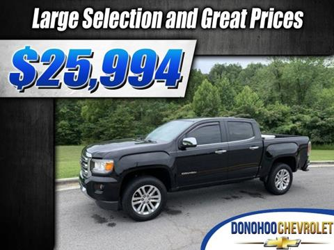 2016 GMC Canyon for sale in Fort Payne, AL