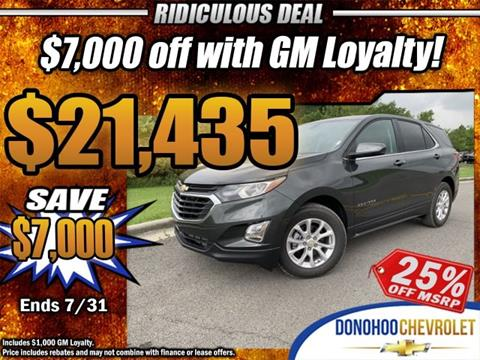 2019 Chevrolet Equinox for sale in Fort Payne, AL