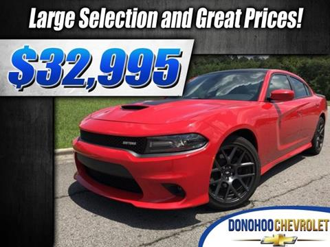 2017 Dodge Charger for sale in Fort Payne, AL